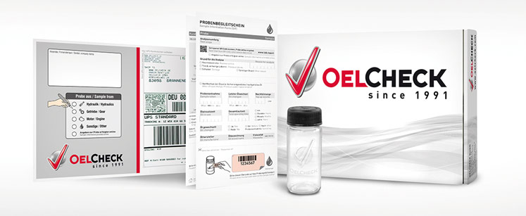 OELCHECK Analysis Kit